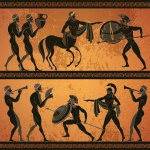 De tous temps les mythes ont été inventés, permettant à l'homme de comprendre le monde dans lequel il vivait